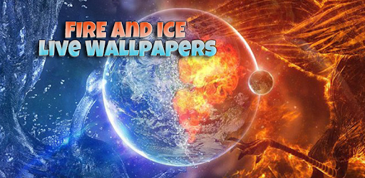 Fire and Ice Live Wallpapers apk