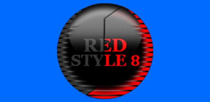 Red Icon Pack Style 8 ✨Free✨ apk