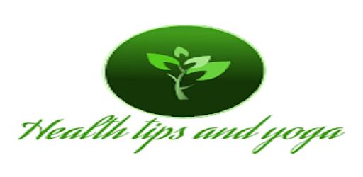 Health and yoga tips apk