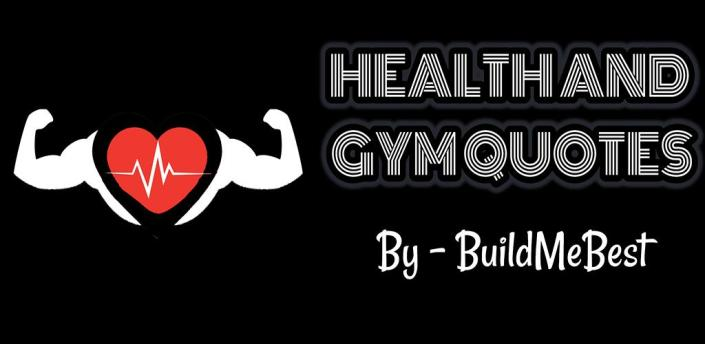 Gym Quotes - Fitness Workout Health Motivation apk