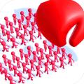 Crowd Push Icon