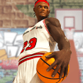 Flick Basketball shooting arcade game - Dunk game Icon