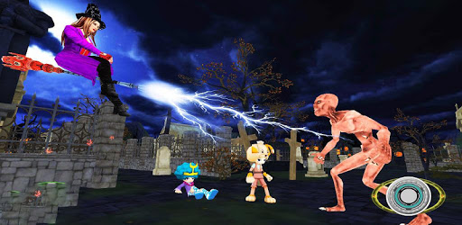 Halloween Witch and Wizard adventure apk