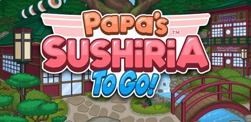 Papa's Sushiria To Go! apk