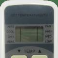 Remote Control For Midea Air Conditioner Icon