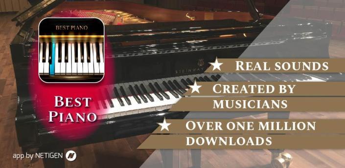 Best Piano apk