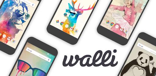 Walli - 4K, HD Wallpapers & Backgrounds apk