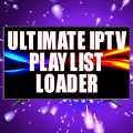 Ultimate IPTV Playlist Loader Icon