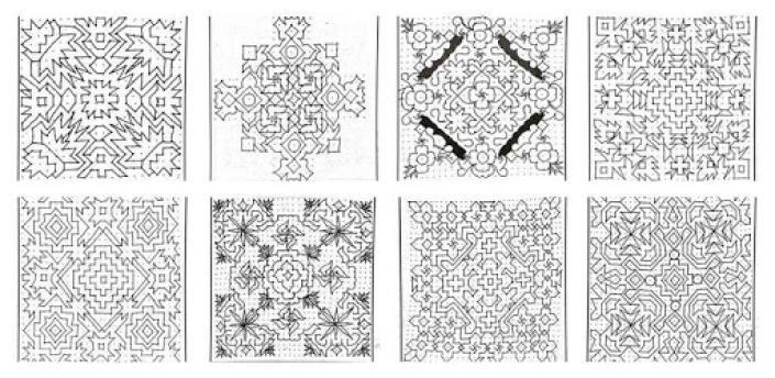 Rangoli Designs Pro 22-35 dots apk