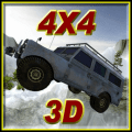 3D Mountain driving challenge Icon