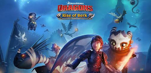 Dragons: Rise of Berk apk