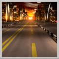 Night City Driving Live Wallpaper Icon