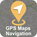GPS Map Navigation World - Route Finder,Directions Icon