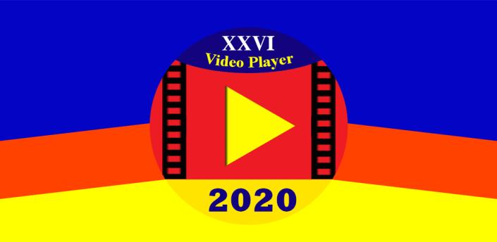 XXVI Video Player 2020 apk