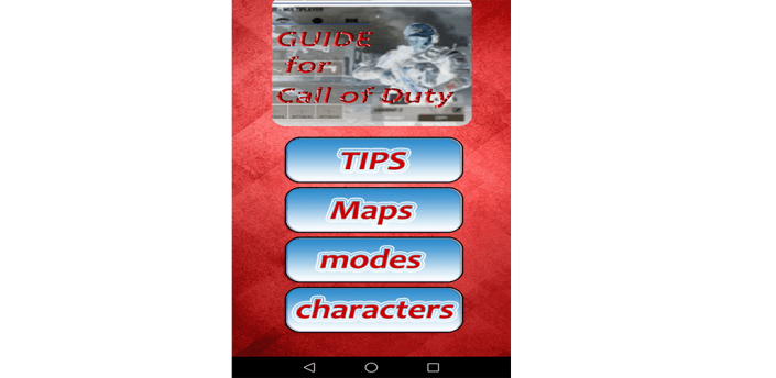 Guide for Call of Duty apk