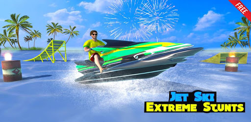 Water Surfing Jet Ski Racing Stunts apk