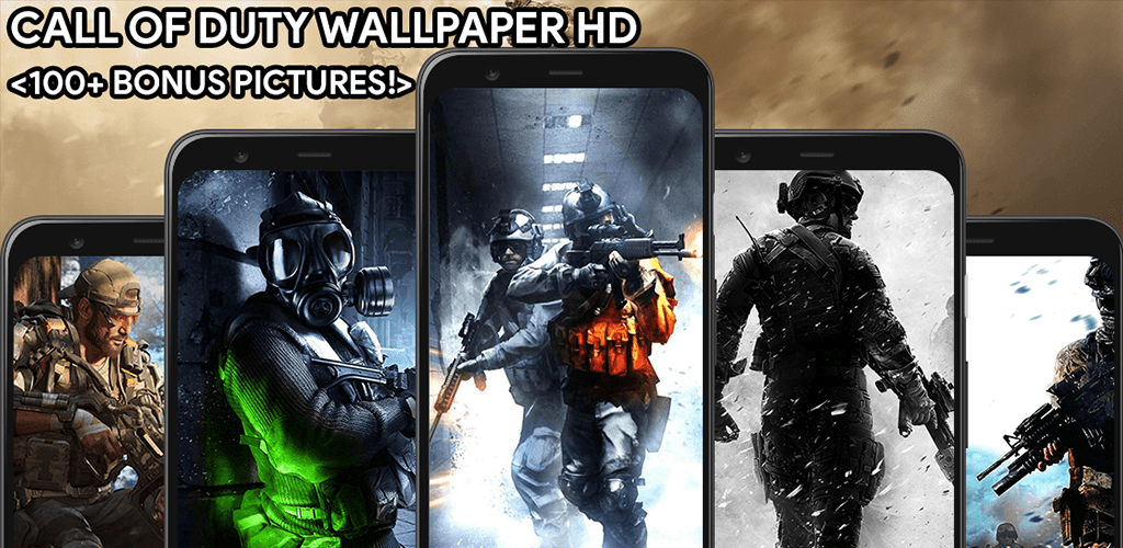 Call of Duty Wallpapers apk