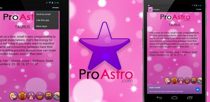 ProAstro Daily Horoscopes 2013 apk