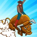 Rodeo Run Stampede in Safari Icon