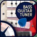 Master Bass Guitar Tuner Icon