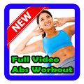 Abs Workout Videos For Women and Men Pal Free Icon