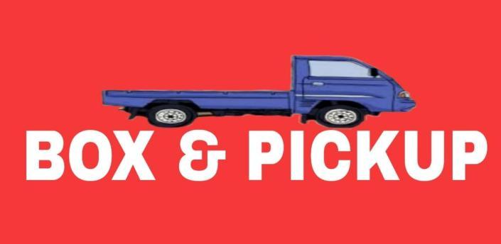 Box pickup - Jasa Angkutan barang pindahan apk