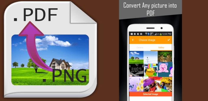 Image To PDF Converter, png jpg to pdf converter apk
