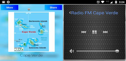 Radio FM Cape Verde apk