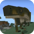 New Addon Juraasic Craft for MCPE Icon