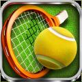 3D Tennis Icon