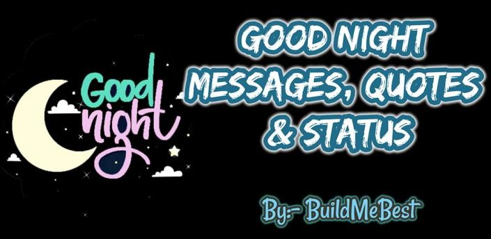 Good Night Messages - Quotes, Status, Wishes SMS apk