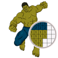 Yes.Pixel Art Superheroes by Number Icon
