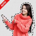 Auto Background Changer of Photo: Photo Editor Icon