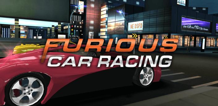 Furious Car Racing apk