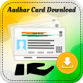 Aadhar Card Download Guide Icon