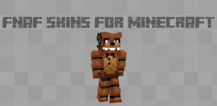 FNAF Skins for Minecraft PE apk