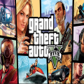 GTA : Grand theft auto theme Icon