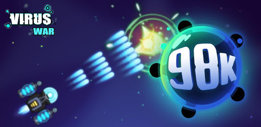 Virus War - Space Shooting Game apk