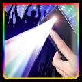 Color Screen Flashlight- Disco light & Torch LED Icon