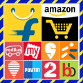 All in One Online Shopping App- All Shopping Apps Icon