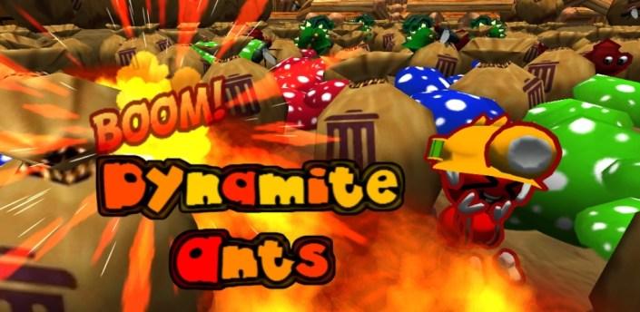 Dynamite Ants apk