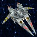 Space Battle 3D Icon