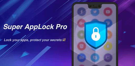 Super AppLock Pro - Lock App with AppLock Master apk