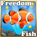 Freedom Fish Icon