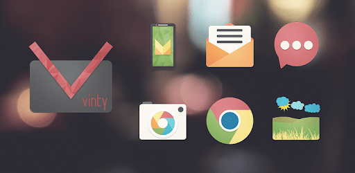 Vinty - Icon Pack apk