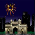Mumbai Skyline Live Wall! Icon