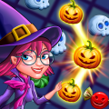 Halloween Witch Connect Icon