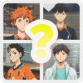 Guess Haikyuu!! Characters - Quiz Game Icon