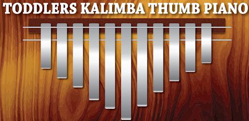 Toddlers Kalimba Thumb Piano apk