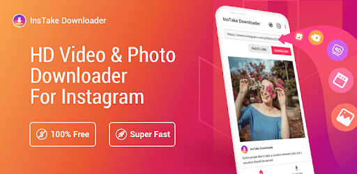 Photo & Video Downloader for Instagram - Repost IG apk